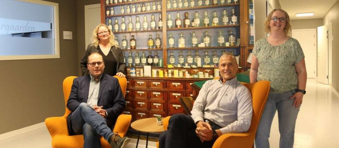 De ansatte i Midt-Troms sammen med daglig leder Jan Ivar Simonsen